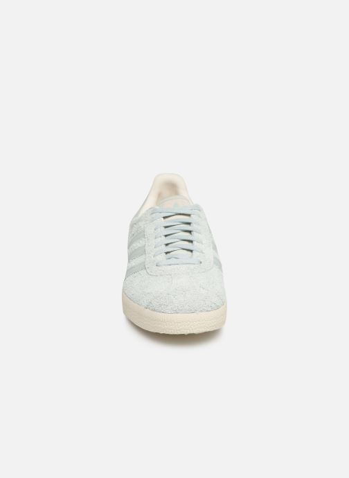 Sneakers adidas originals Gazelle W Verde modello indossato