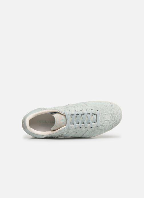 Sneakers adidas originals Gazelle W Verde immagine sinistra