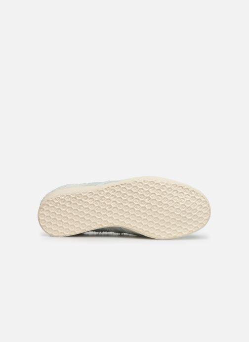 Sneakers adidas originals Gazelle W Verde immagine dall'alto