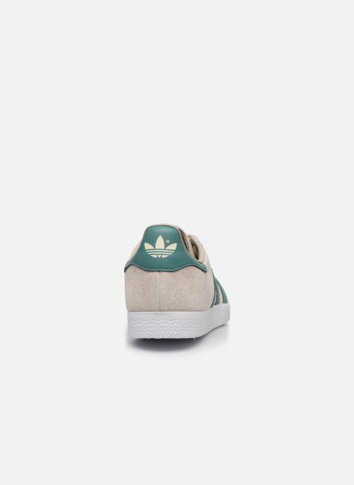 Sneakers adidas originals Gazelle W Beige immagine destra