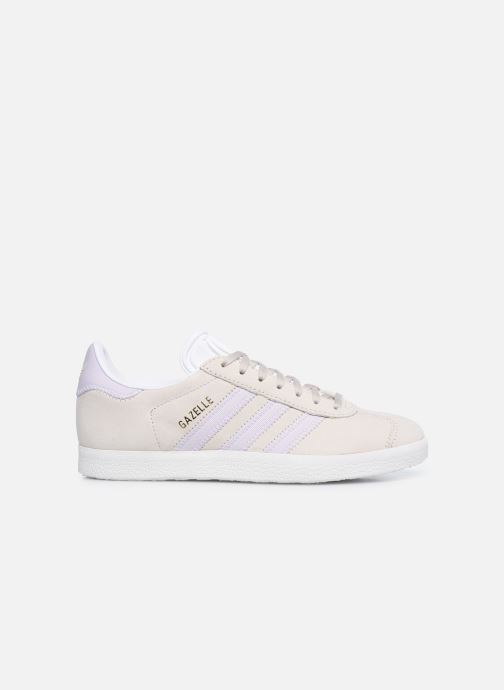 Baskets adidas originals Gazelle W Rose vue derrière