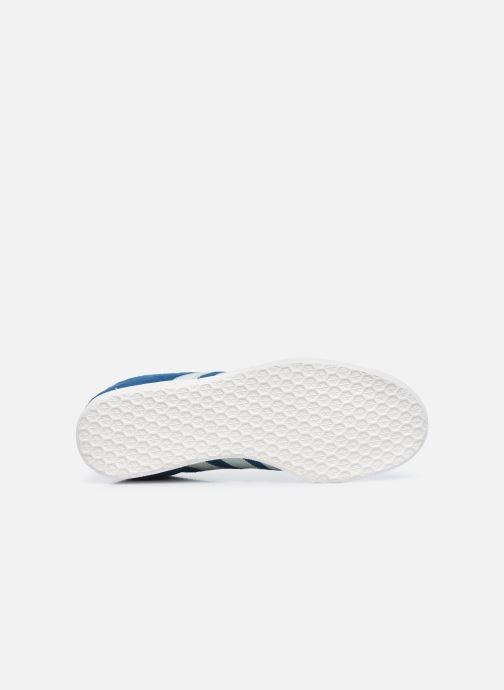 Sneakers adidas originals Gazelle W Azzurro immagine dall'alto