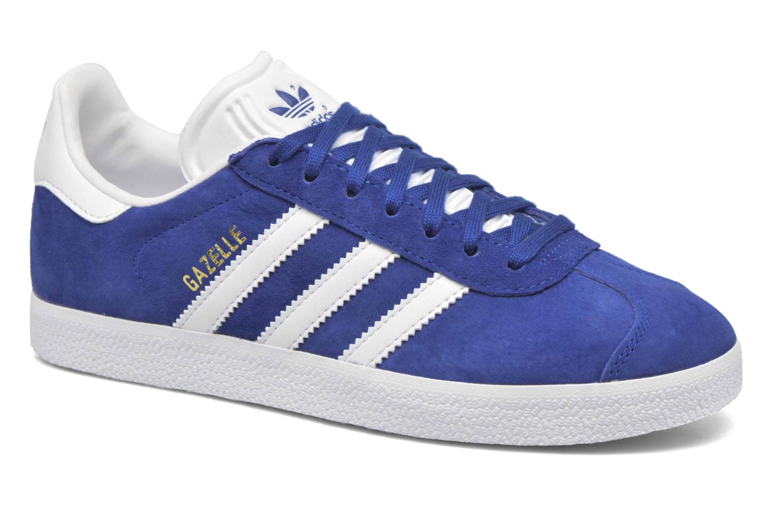 Adidas Originals Gazelle W (Noir) Baskets chez Sarenza