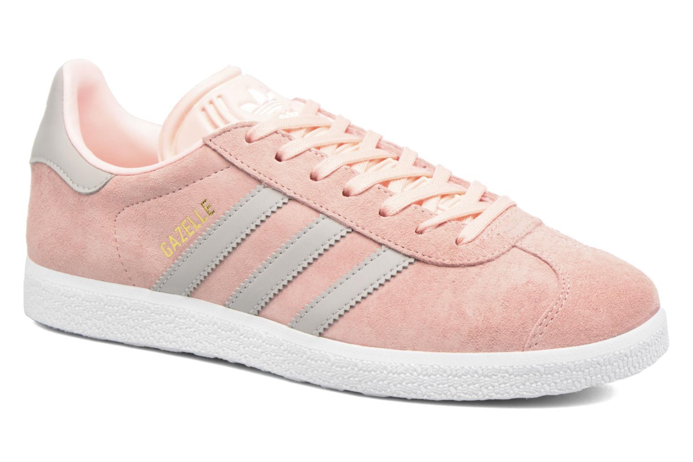 Adidas Originals Gazelle W (Rose) - Baskets en Más cómodo Confortable et belle