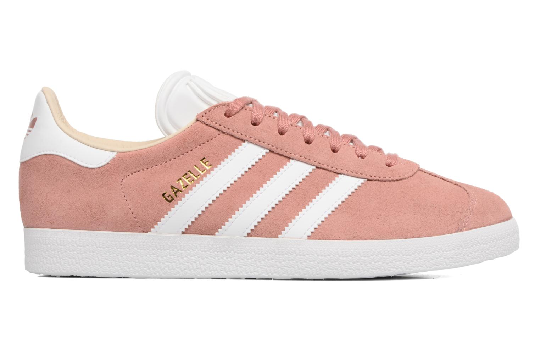 Sneaker Adidas Originals Gazelle W rosa ansicht von hinten
