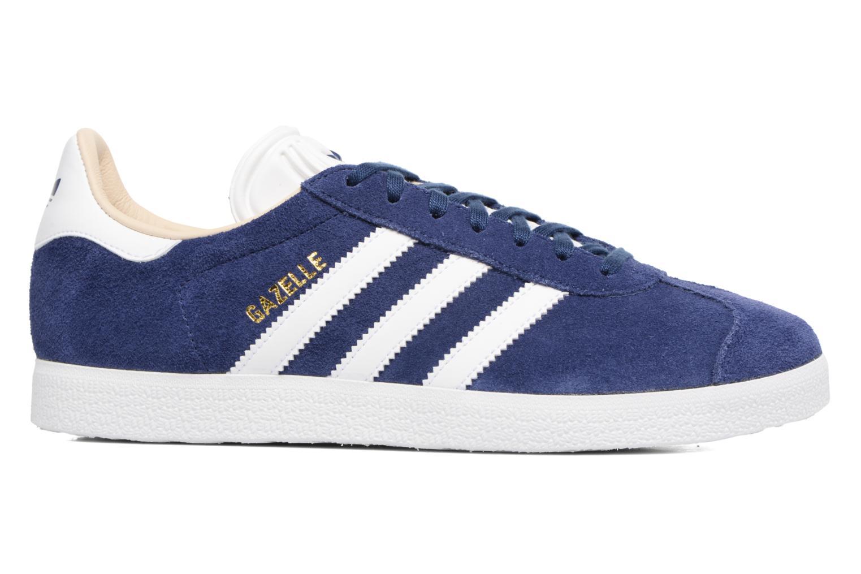 Sneakers Adidas Originals Gazelle W Blauw achterkant