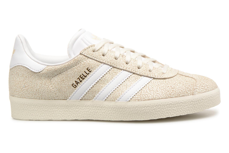 Sneakers Adidas Originals Gazelle W Beige immagine posteriore