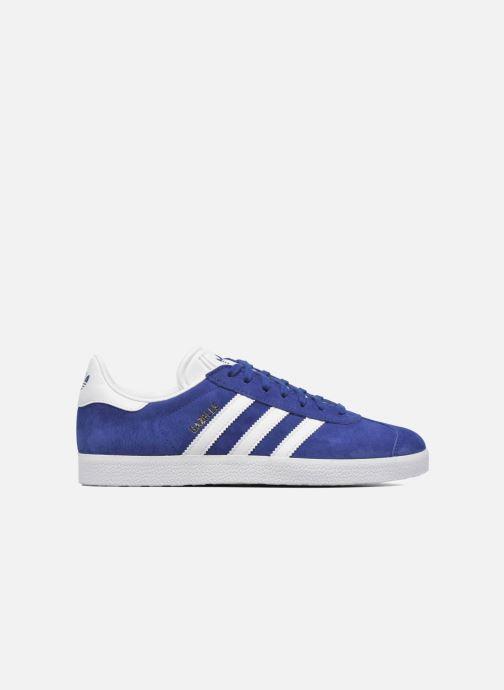 Sneakers adidas originals Gazelle Azzurro immagine posteriore