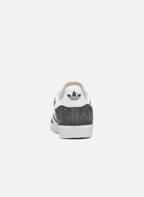 Sneaker adidas originals Gazelle grau ansicht von rechts