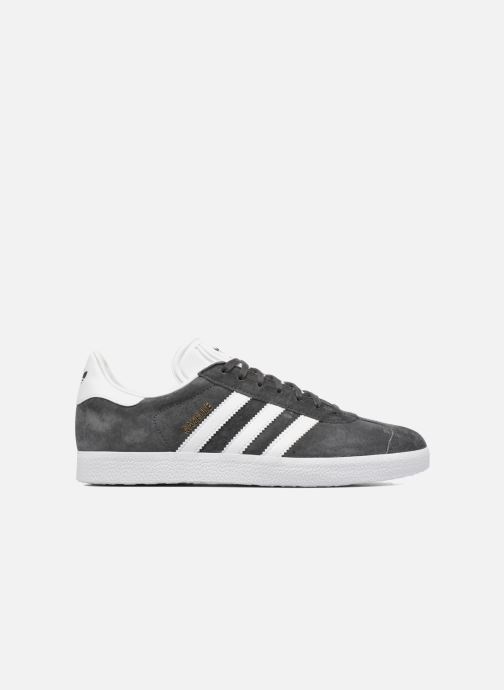 Trainers adidas originals Gazelle Grey back view