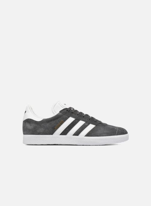 Sneaker adidas originals Gazelle grau ansicht von hinten