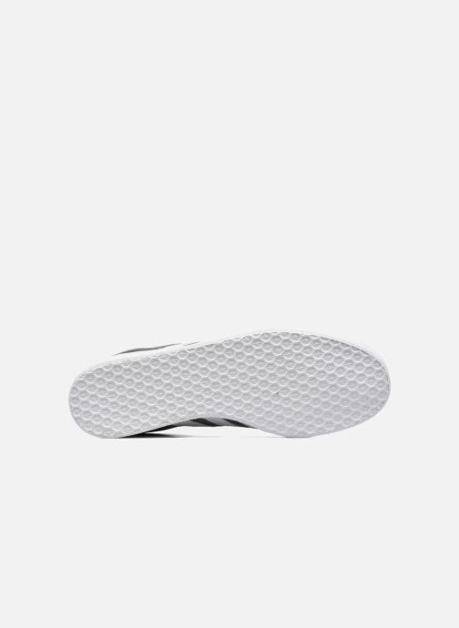 Sneakers adidas originals Gazelle Grigio immagine dall'alto