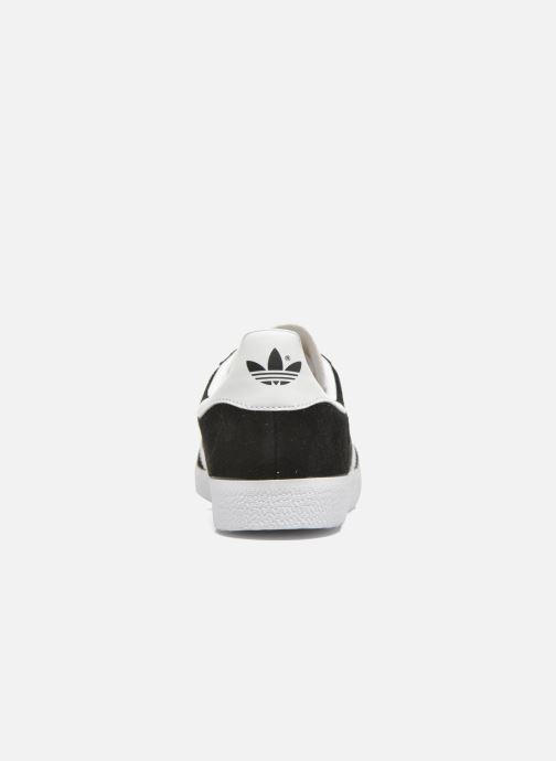 Trainers adidas originals Gazelle Black view from the right