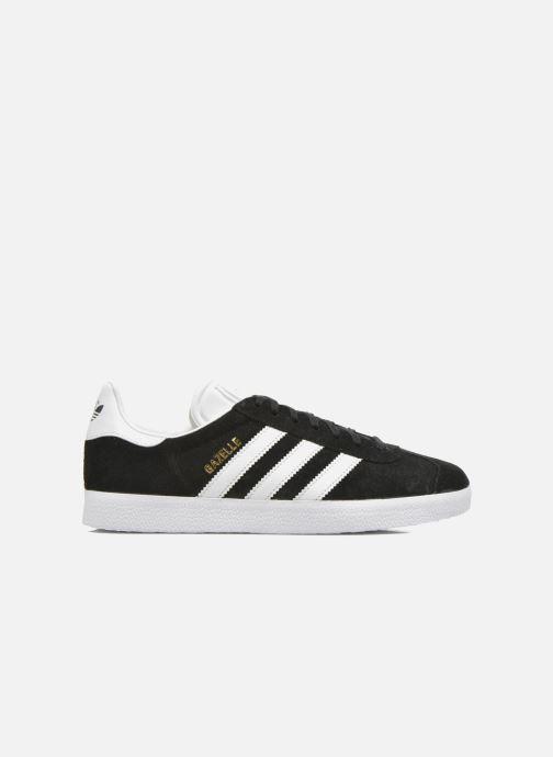 Sneakers adidas originals Gazelle Zwart achterkant