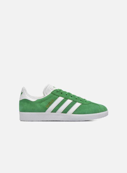 Baskets adidas originals Gazelle Vert vue derrière