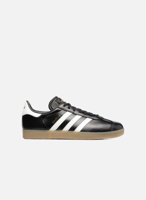 Baskets adidas originals Gazelle Noir vue derrière