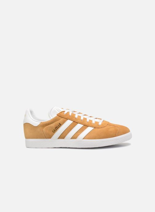 Sneakers Adidas Originals Gazelle Marrone immagine posteriore