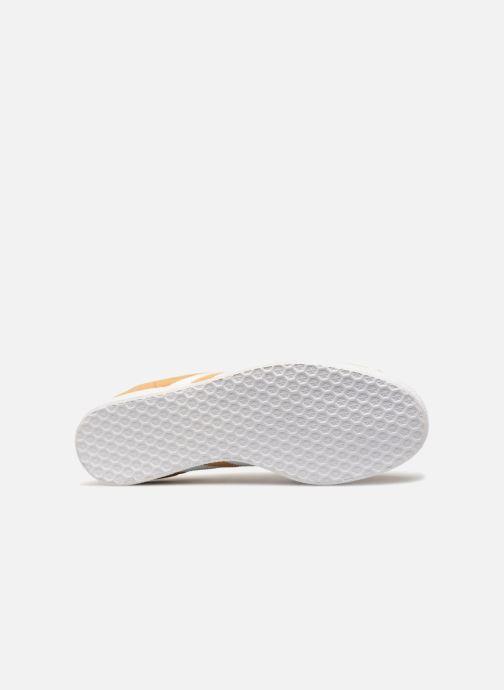 Sneakers Adidas Originals Gazelle Marrone immagine dall'alto