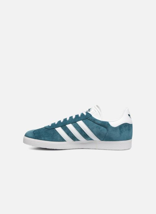 Trainers Adidas Originals Gazelle Blue front view