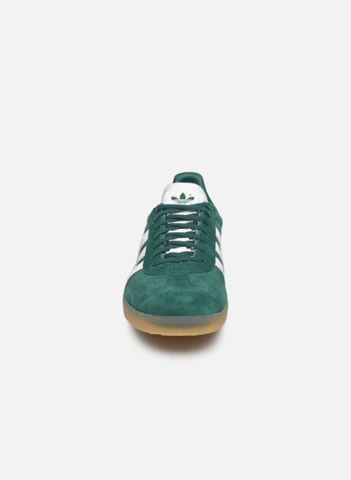 Trainers adidas originals Gazelle Green model view