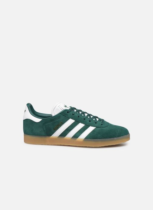 Trainers adidas originals Gazelle Green back view