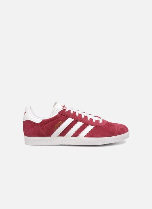 Baskets adidas originals Gazelle Bordeaux vue derrière