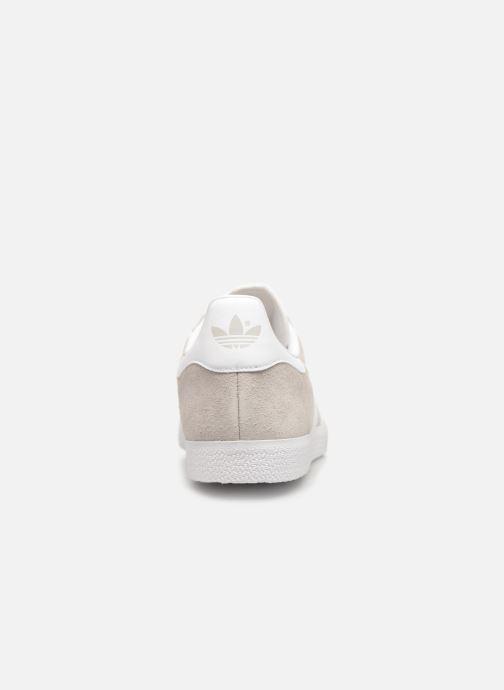 Sneakers adidas originals Gazelle Beige Bild från höger sidan