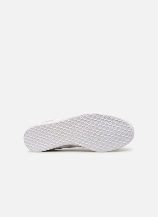 Sneakers adidas originals Gazelle Beige boven