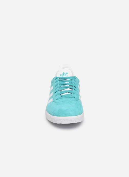 Sneakers adidas originals Gazelle Blauw model