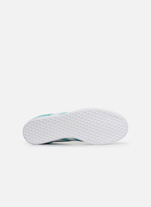 Sneakers adidas originals Gazelle Blauw boven