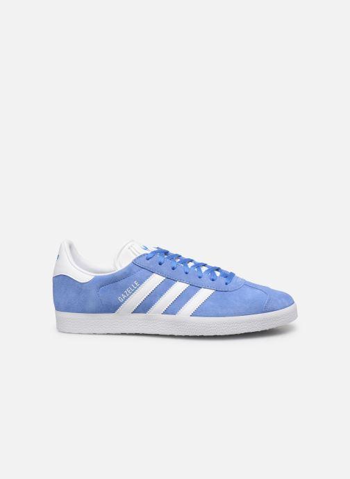 Baskets adidas originals Gazelle Bleu vue derrière