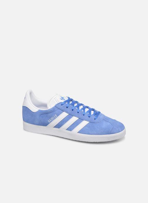 Sneaker adidas originals Gazelle blau detaillierte ansicht/modell