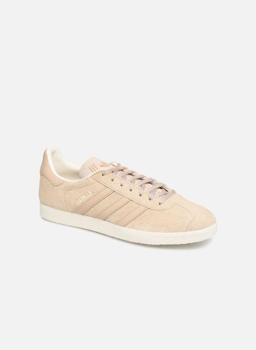 Sneaker adidas originals Gazelle beige detaillierte ansicht/modell