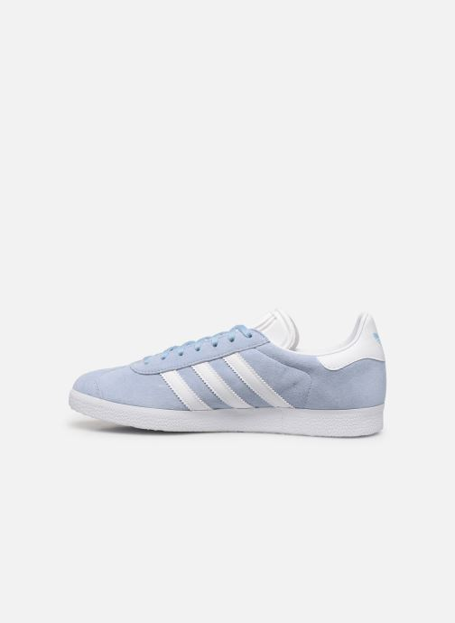 adidas originals Gazelle (Blauw) Sneakers chez Sarenza