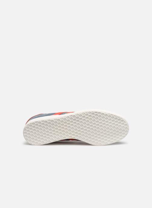 Sneakers adidas originals Gazelle Azzurro immagine dall'alto