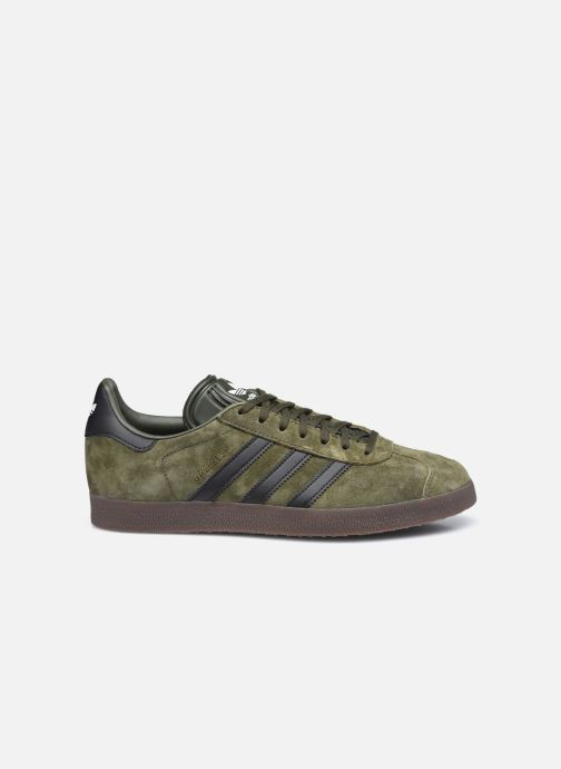 Sneakers adidas originals Gazelle Verde immagine posteriore