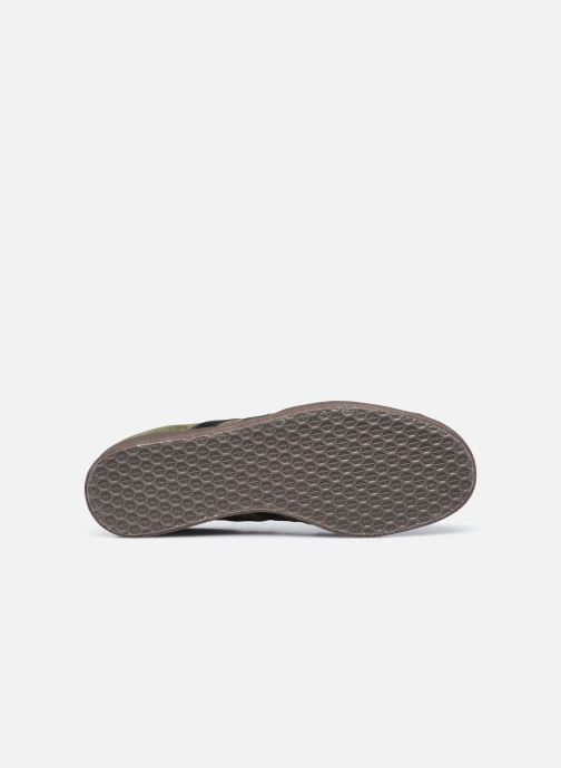 Sneakers adidas originals Gazelle Verde immagine dall'alto