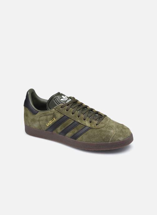 Sneaker adidas originals Gazelle grün detaillierte ansicht/modell