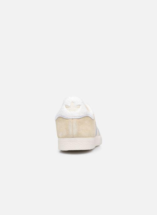 Sneakers adidas originals Gazelle Bianco immagine destra