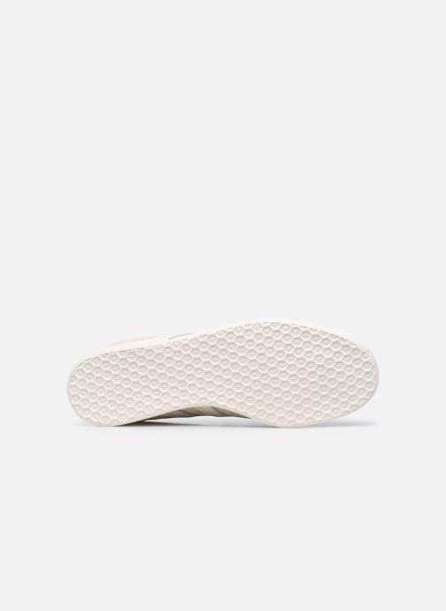 Sneakers adidas originals Gazelle Bianco immagine dall'alto