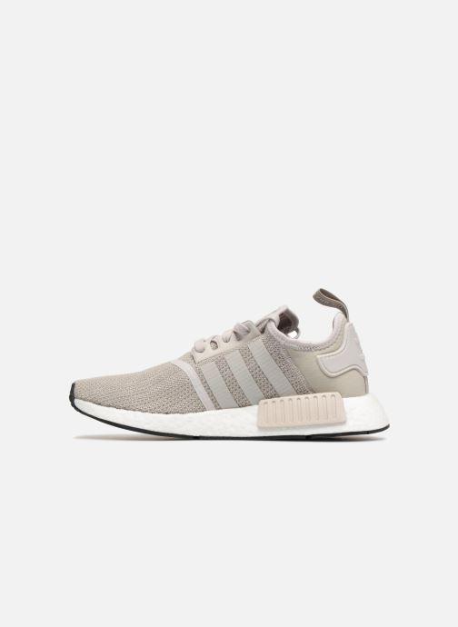 Sneaker adidas originals Nmd_R1 grau ansicht von vorne