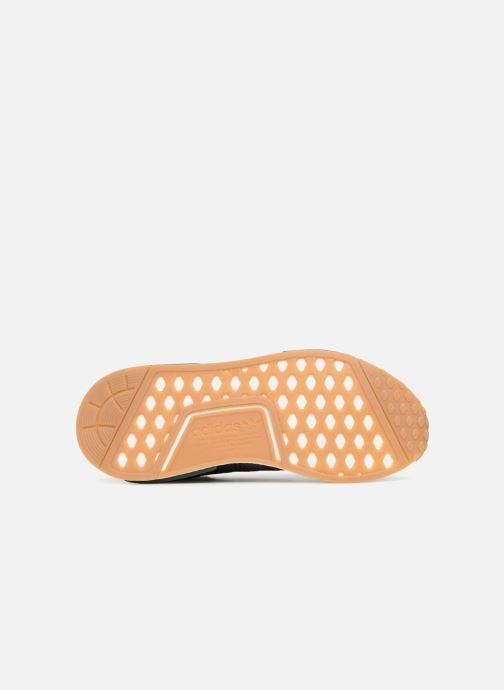 Sneaker adidas originals Nmd_R1 grau ansicht von oben