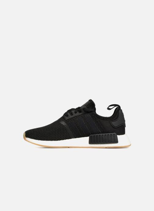 Sneakers Adidas Originals Nmd_R1 Nero immagine frontale
