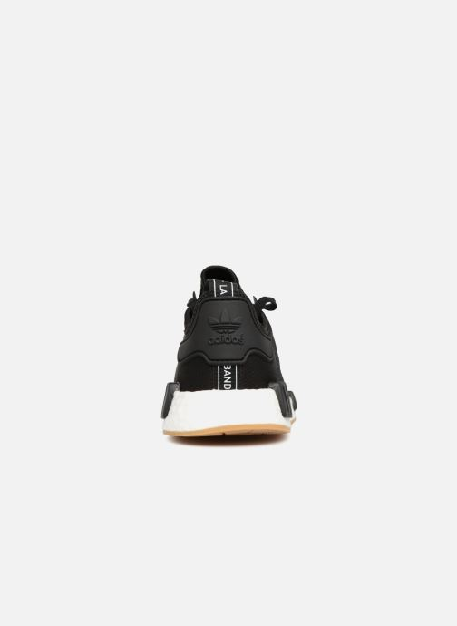 Sneaker Adidas Originals Nmd_R1 schwarz ansicht von rechts