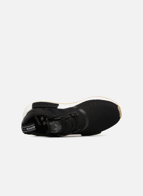 Sneakers adidas originals Nmd_R1 Zwart links