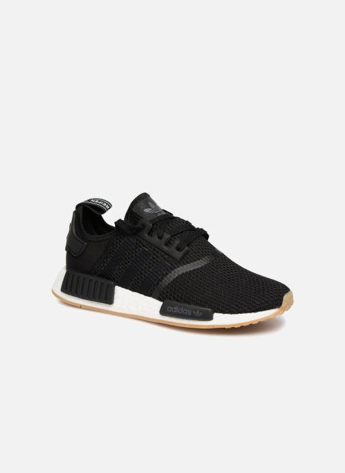 Sneakers adidas originals Nmd_R1 Zwart detail