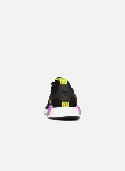 Sneakers adidas originals Nmd_R1 Zwart rechts