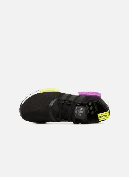 Sneaker Adidas Originals Nmd_R1 schwarz ansicht von links