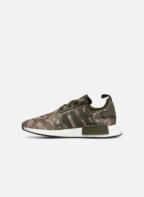 Sneakers adidas originals Nmd_R1 Verde immagine frontale