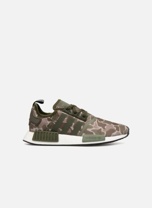Trainers adidas originals Nmd_R1 Green back view